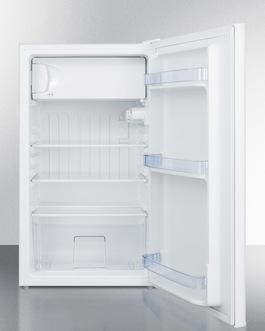 "Model: CM406W | Summit 20"" Wide Refrigerator-Freezer"
