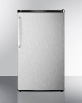Full automatic defrost operation in both refrigerator and freezer section