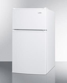 "Model: CP351WADA | Summit 19"" Wide Refrigerator-Freezer, ADA Compliant"