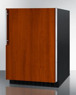 Model: AL54IFLHD | Summit ADA Built-in All Refrigerator - Left HInge Door