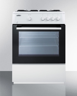 Model: PRO241G | Summit Includes a lower storage compartment & waist-high broiler