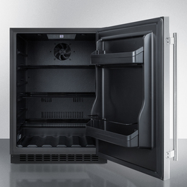 "Model: AL54 | Summit 24"" Wide Built-In All-Refrigerator, ADA Compliant"