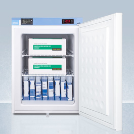 Designed and constructed to meet strict CDC and VFC freezer guidelines