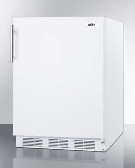 Model: FF61BI | Summit Hidden evaporator for a clean seamless interior