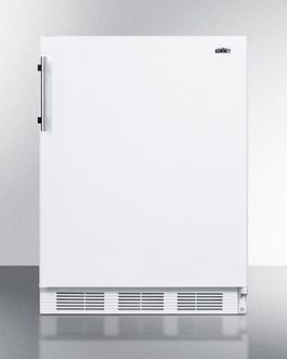 Summit Unique dual evaporator system ensures better cooling in each section