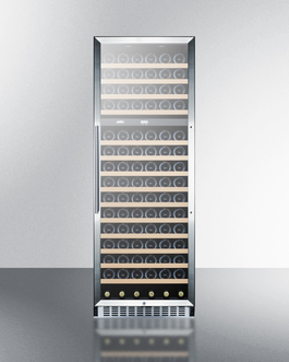 Model: SWC1966 | Dual zone wine cellar lets you store a full collection of red and white wine