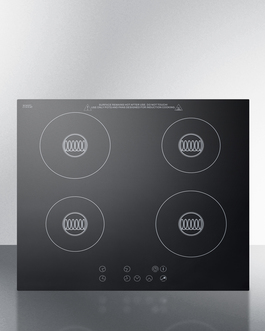 Model: SINC424220 | Summit Includes a complimentary 7-piece set of induction cookware with purchase