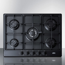 Model: GC5272B | Summit 5 sealed burners to maximize cooking capacity with less counter space
