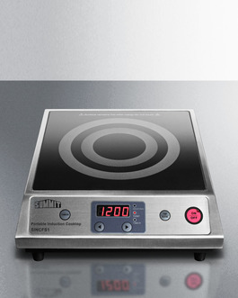 Model: SINCFS1 | Summit Portable 115V Induction Cooktop
