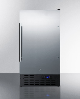 """Summit 18"""" wide fully frost-free all-freezer"""