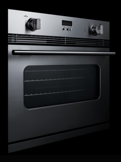 Model: SGWO30SS | Summit Gas wall oven
