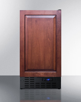 "Summit 18"" Built-In All-Freezer, ADA Compliant"