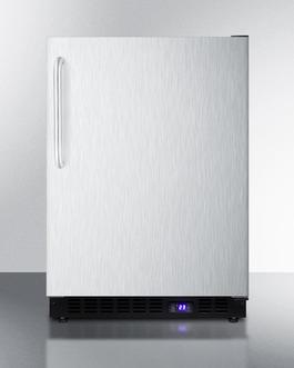 Frost-free operation ensures minimum user maintenance