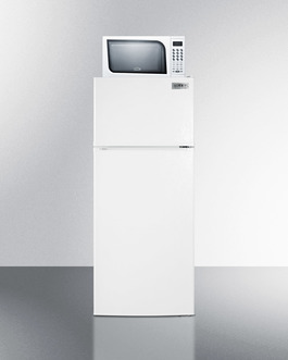 Model: MRF1118W | Summit Microwave/Refrigerator-Freezer Combination