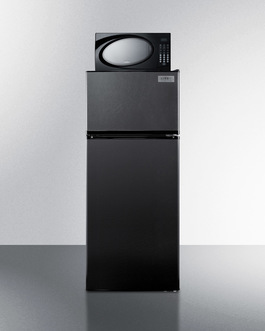 Model: MRF1119B | Summit Microwave/Refrigerator-Freezer Combination