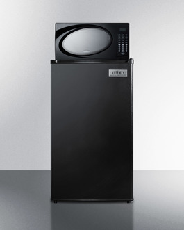 Summit Microwave/Refrigerator-Freezer Combination