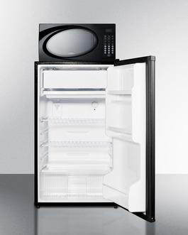 Model: MRF433ES   Summit Microwave/Refrigerator-Freezer Combination