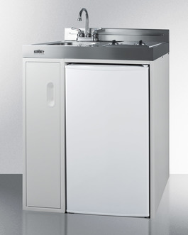 Model: C30ELGLASS | Complete kitchen convenience in just 30