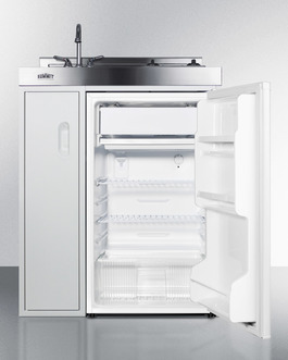 Model: C30ELAUTOGLASS | Refrigerator-freezer features automatic defrost operation for low maintenance use