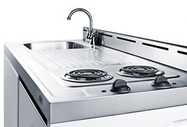 Model: C48EL | Complete kitchen convenience in just 48