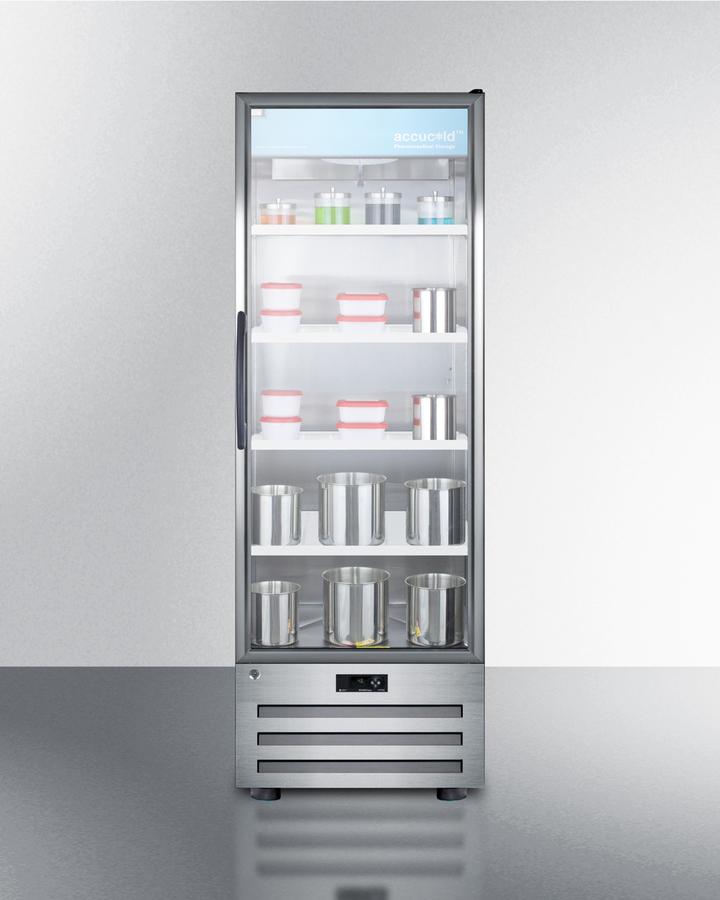"Model: ACR1415RH   Summit 24"" Wide Pharmacy Refrigerator"