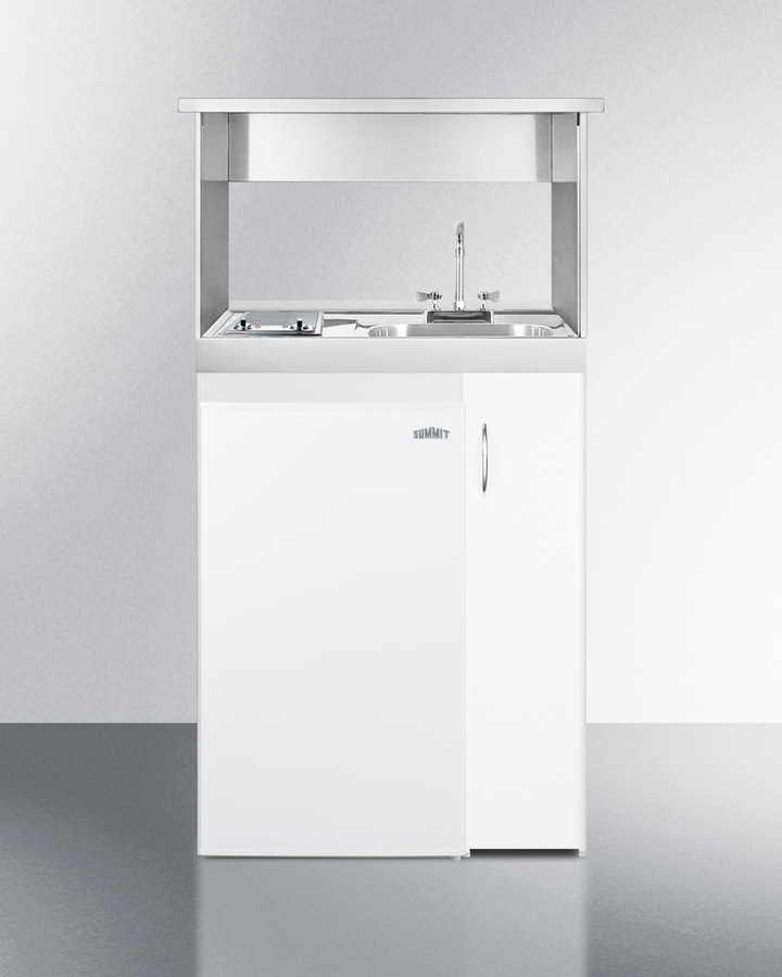 Summit - C301GL - 30 inch wide All-In-One Combination Kitchen ...