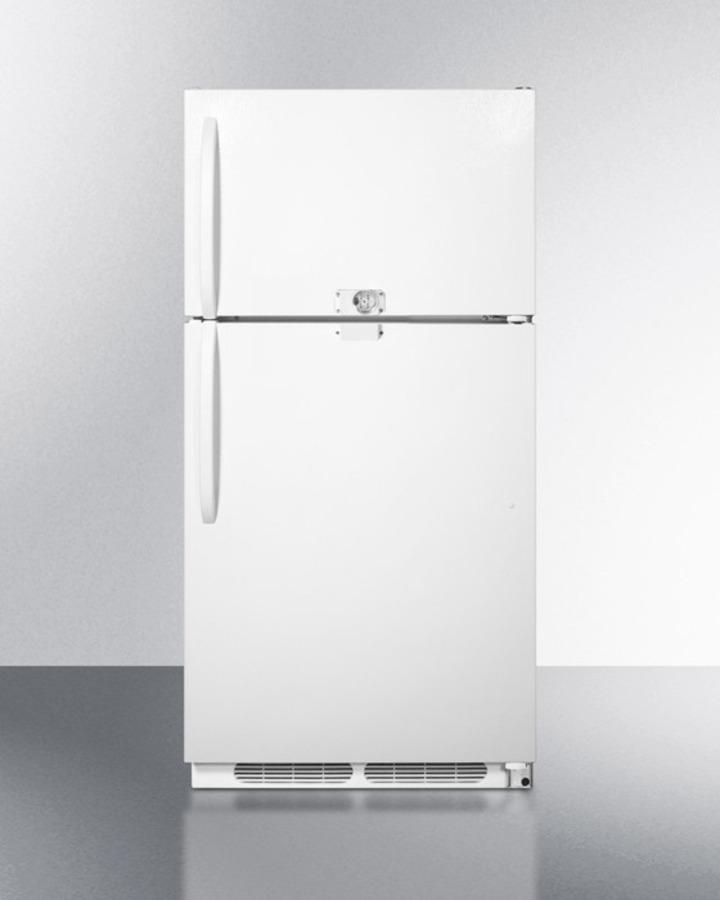 18 cu.ft. frost-free refrigerator-freezer