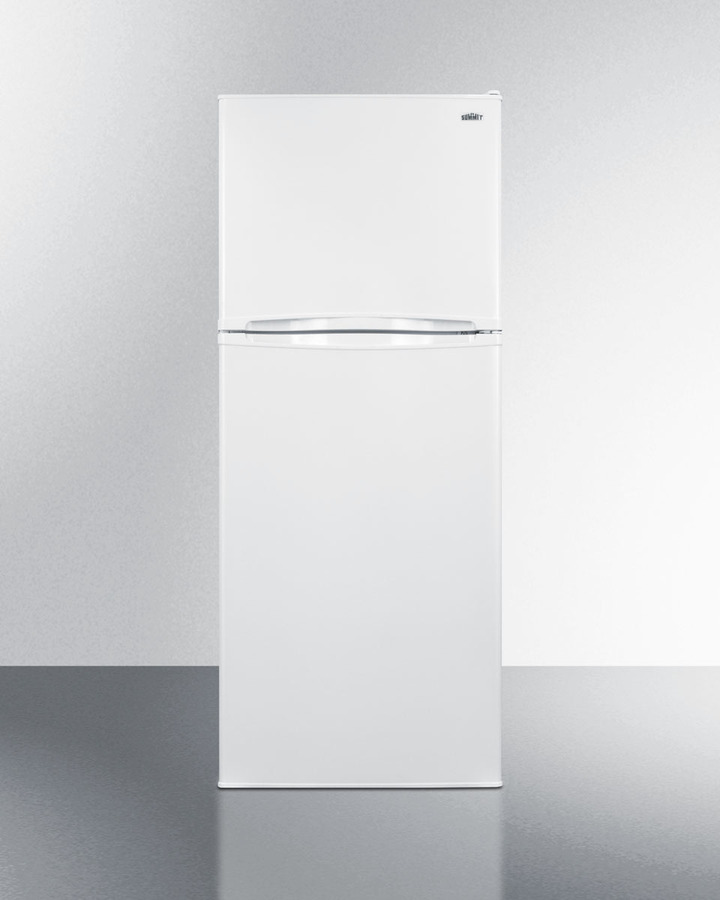 11.5 cu.ft. frost-free refrigerator-freezer in white finish with icemaker; replaces FF1374WIM