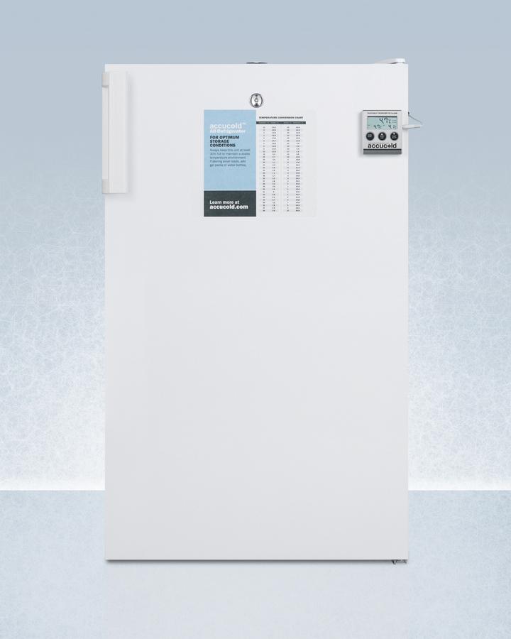 "Summit 20"" Wide All Refrigerator"