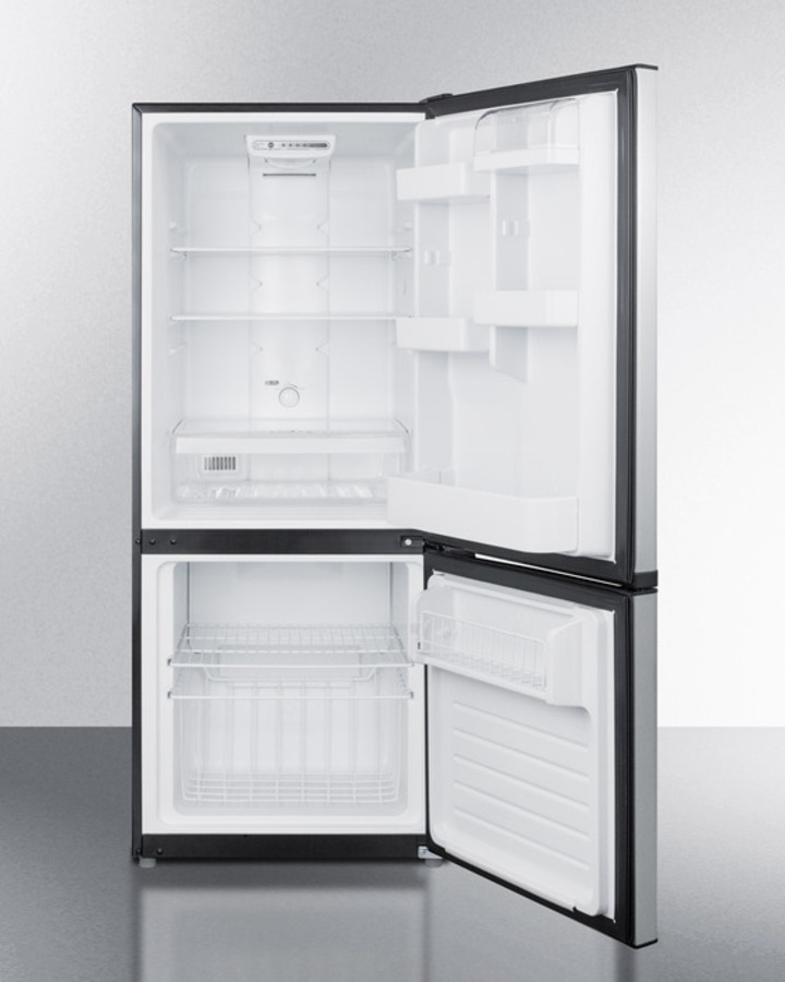 capacity lg drawer standard bottom pdp freezer refrigerator wide alt stainless steel view large