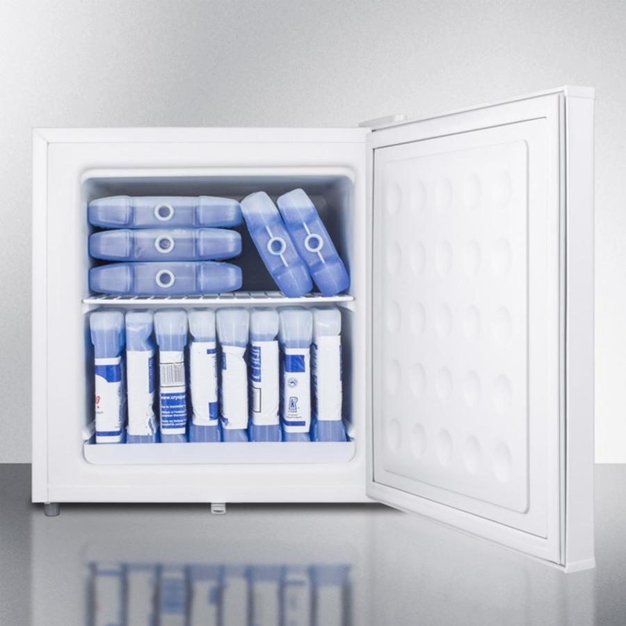 Model: FS24L7MED   Summit Compact All-Freezer