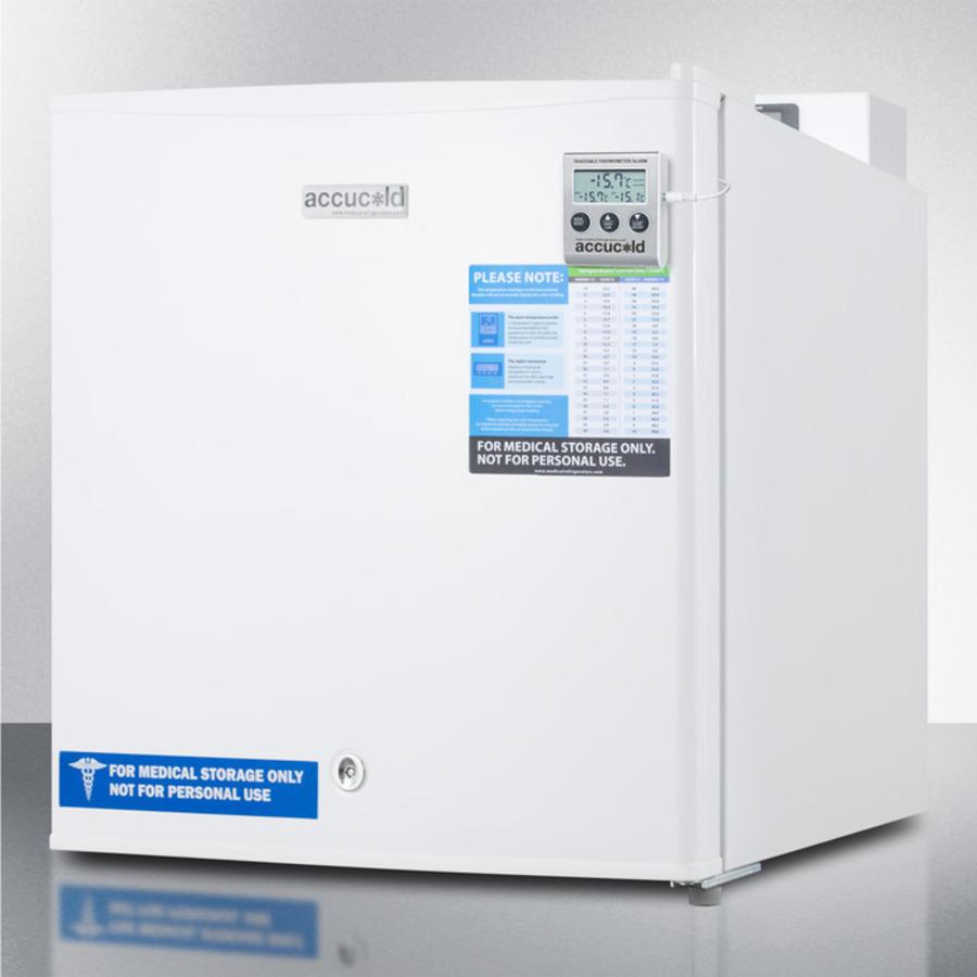 Model: FS24LVAC | Summit Compact All-Freezer