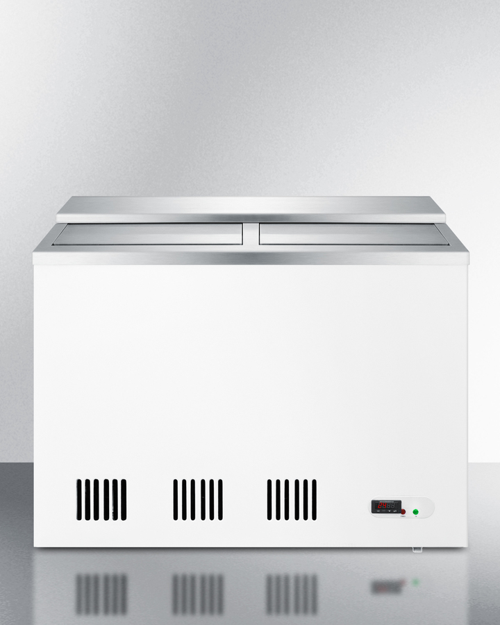 True frost-free forced air cooling for optimum performance