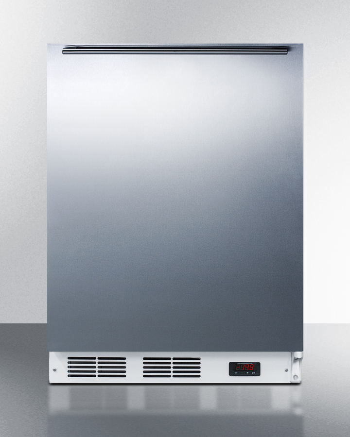 "Summit 24"" Wide All-Freezer, ADA Compliant"
