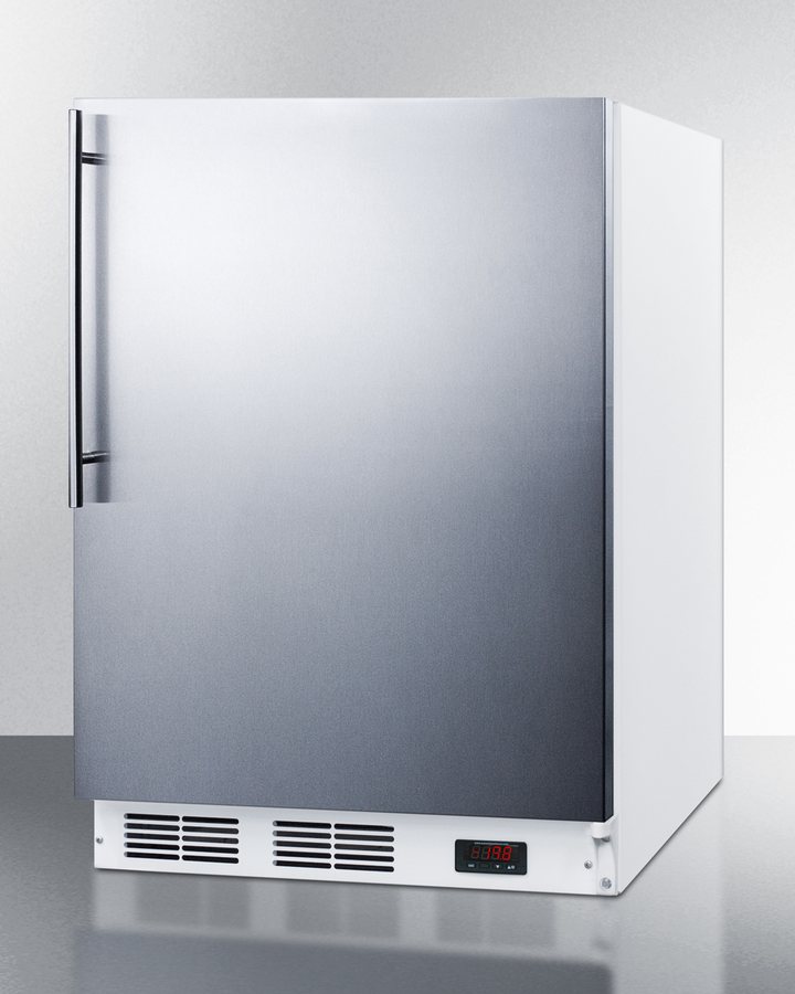 "Model: VT65MSSHVADA | Summit 24"" Wide All-Freezer"