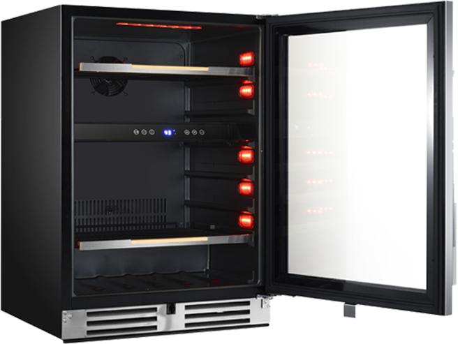 Model: BCSE50R3S   Avanti ELITE Series Beverage Cooler (Available through select retailers)