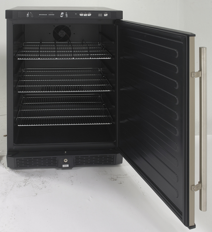 "Model: AR5102SS | Avanti Beverage Cooler - 24"" Wide All Refrigerator"