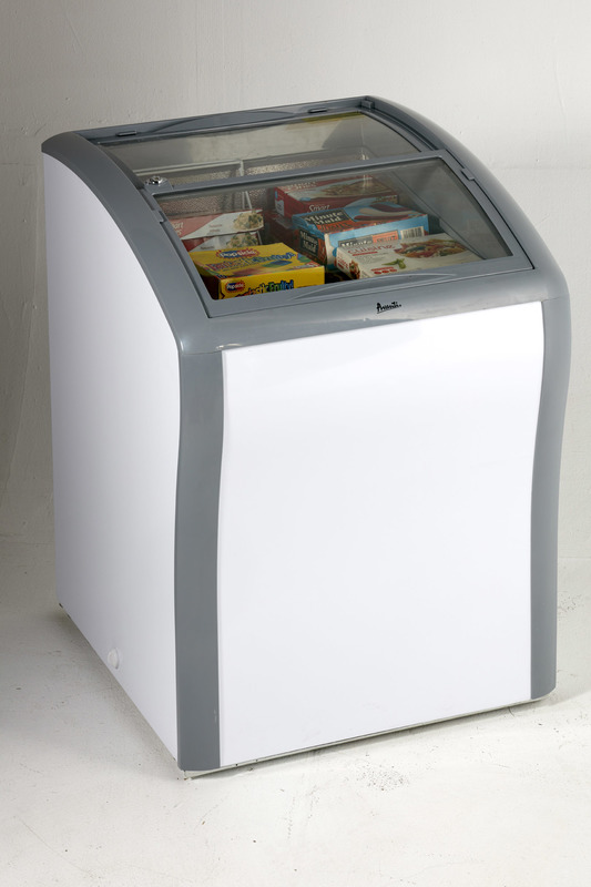 Avanti Commercial Convertible Freezer/Refrigerator