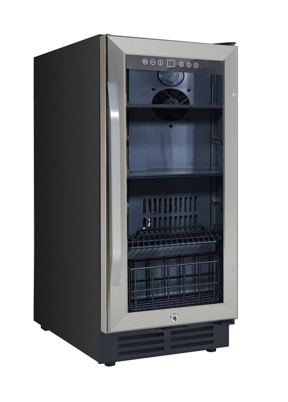 "Model: BCA3115S3S | Avanti 15"" Built-In Deluxe Beverage Center"