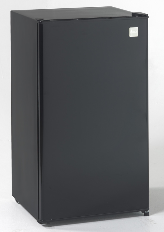 Avanti 3.3 Cu. Ft. Refrigerator with Chiller Compartment - Black