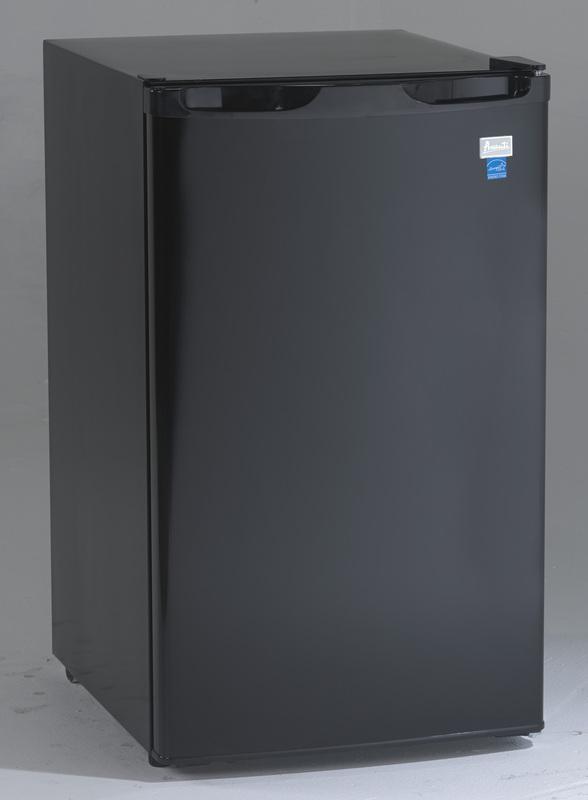 Avanti 4.4 CF Counterhigh Refrigerator - Black