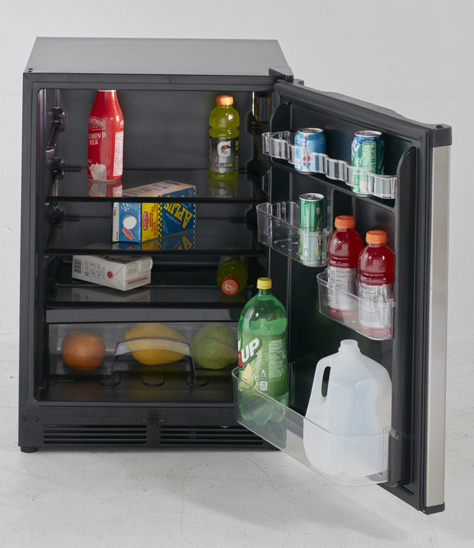 Model: AR52T3SB | Avanti 5.2 Cu. Ft. All Refrigerator