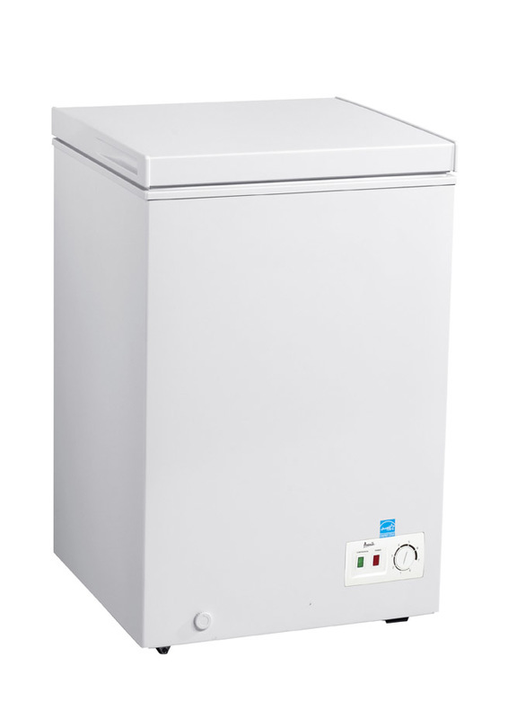 Model: CF35B0W | 3.5 Cu. Ft. Chest Freezer