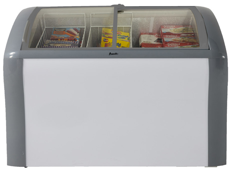 Model: CFC83Q0WG | Commercial Convertible Freezer/Refrigerator