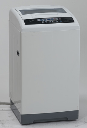 Avanti 1.6 CF Top Load Washer - White