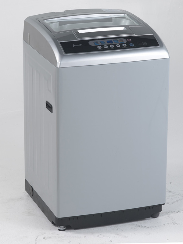 Avanti 2.1 CF Top Load Washer - Platinum