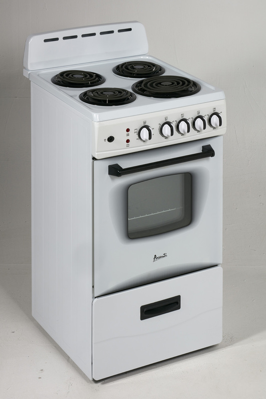 "Avanti 20"" Electric Range with Window"