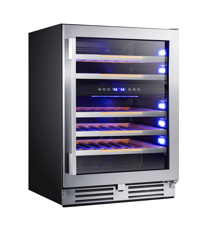 Dual Zone ELITE Series Wine Chiller(Available through select retailers)