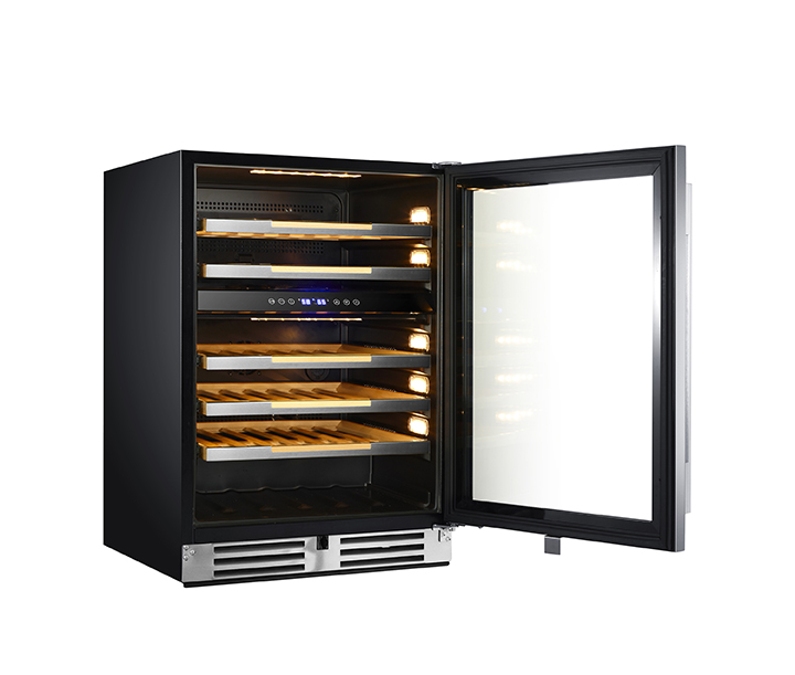 Model: WCDE46R3S | Avanti Dual Zone ELITE Series Wine Chiller(Available through select retailers)