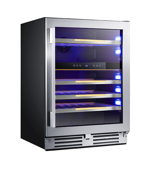 Single Zone ELITE Series Wine Chiller(Available through select retailers)
